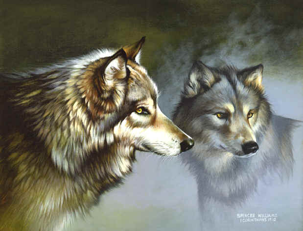 http://www.jesuspaintings.com/pictures/Frost_Wolves.jpg